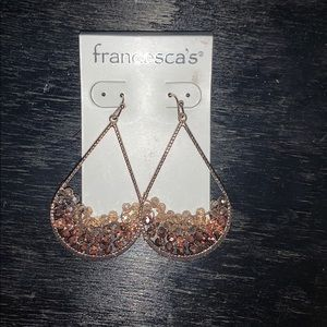 Francesca Dangling Earrings